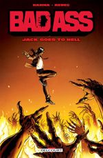 Couverture Jack Goes to Hell - Bad Ass