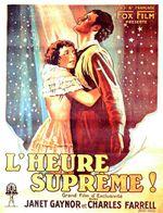 Affiche L'Heure suprême
