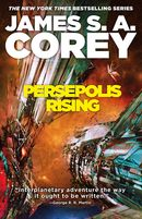 Couverture Persepolis Rising - The Expanse #7