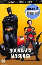 Couverture Nouveaux masques - La Légende de Batman, tome 10