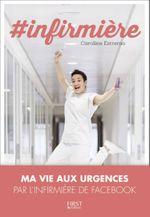 Couverture #infirmière