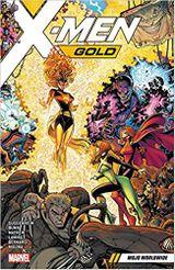 Couverture X-Men Gold (2017), tome 3