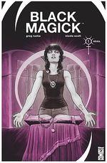 Couverture Réveil - Black Magick, tome 1