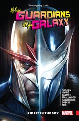 Couverture All-New Guardians of The Galaxy (2017), tome 2