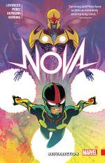 Couverture Nova: Resurrection