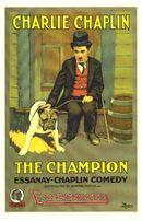 Affiche Charlot boxeur