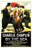 Affiche Charlot à la plage