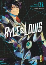Couverture Ryle & Louis, Tome 1
