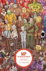 Couverture Pseudo-science - The Manhattan Projects, tome 1
