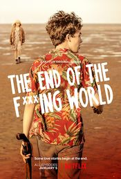 Affiche The End of the F***ing World