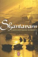 Couverture Shantaram
