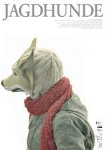 Affiche Des chiens dans la neige