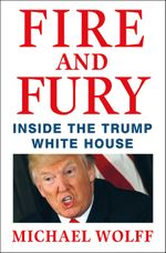 Couverture Fire and Fury: Inside the Trump White House