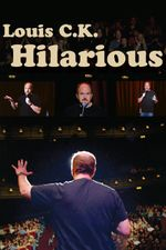 Affiche Louis C.K. : Hilarious