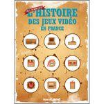 Couverture L'histoire des jeux vidéo en France  - Vol.2