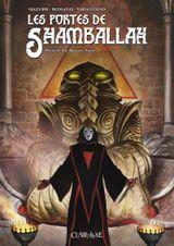 Couverture Le Dragon vert - Les Portes de Shamballah, tome 4