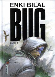 Couverture Bug, Livre 1