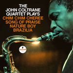 Pochette The John Coltrane Quartet Plays