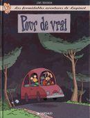 Couverture Pour de vrai - Les Formidables Aventures de Lapinot, tome 6