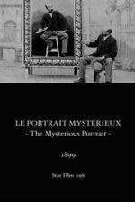 Affiche Le portrait mystérieux