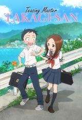Affiche Teasing Master Takagi-san