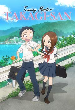 Affiche Karakai Jouzu no Takagi-san