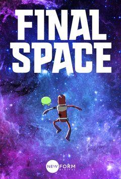 Affiche Final Space