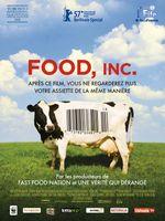 Affiche Food, Inc.