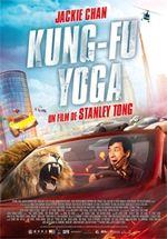 Affiche Kung Fu Yoga