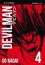 Couverture Devilman, tome 4