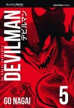 Couverture Devilman, tome 5