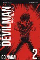 Couverture Devilman, tome 2