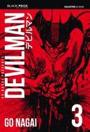 Couverture Devilman, tome 3