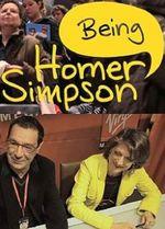 Affiche Being Homer Simpson