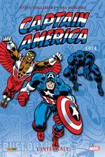 Couverture 1974 - Captain America : L'Intégrale, tome 8