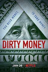 Affiche Dirty Money