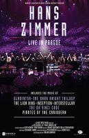 Affiche Hans Zimmer - Live in Prague