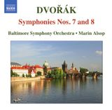 Pochette Symphonies nos. 7 and 8