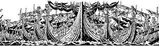 Cover Vikings et bande dessinée