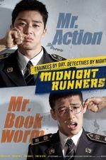 Affiche Midnight Runners