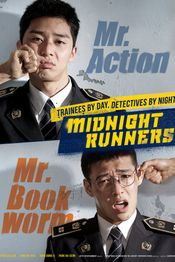 Affiche Midnight Runners