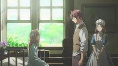 screenshots « Je t'aime » et la Poupée de souvenirs automatiques