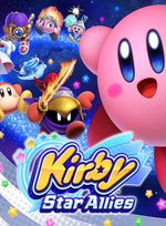 Jaquette Kirby : Star Allies