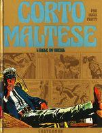 Couverture L'Aigle du Brésil - Corto Maltese : Sous le signe du Capricorne 2/2