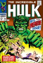 Couverture Incredible Hulk (1968 - 1999)
