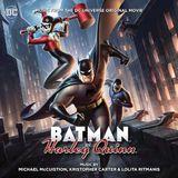 Pochette Batman and Harley Quinn (OST)