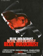 Affiche Blue Holocaust