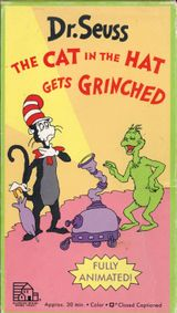 Affiche The Grinch Grinches the Cat in the Hat