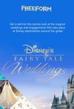 Affiche Disney Fairy Tale Weddings