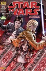 Couverture La Citadelle hurlante - Star Wars Hors Série (Panini Comics 2e série), tome 1